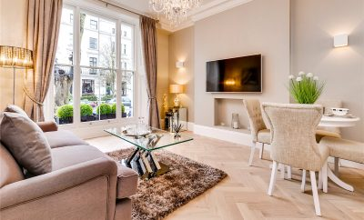 Luxury apartment in Notting Hill